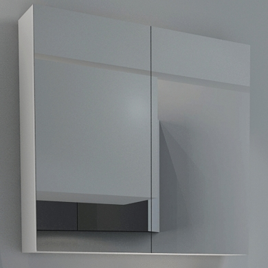 Smile Series Mirror Cabinet (600/800/900 mm)