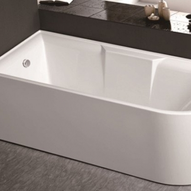 Allure.B.FS.C Acrylic Corner Bath (1700/1500 mm)
