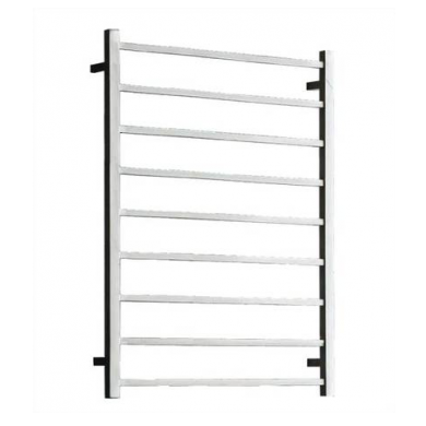 ST80 - 1060x600 9 Bar Square Heated Towel Rail
