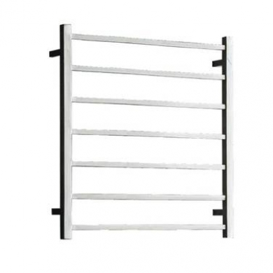ST75 - 800x600 7 Bar Square Heated Towel Rail