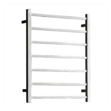ST78 - 800x450 7 Bar Square Heated Towel Rail