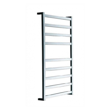 ST300R - 1000x600 R-H Wiring 9 Bar Square Heated Towel Rail