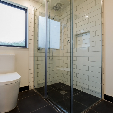 Bathroom renovations bathrooms in auckland complete for West shore bathroom renovations