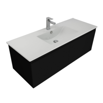 Kolum 1200 Wall Hung Vanity in Gloss 5 Colours