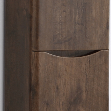 Smile Side Cabinet - Rosewood