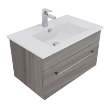 3200 - Citi 750 Wall Hung Vanity in 7 Colours
