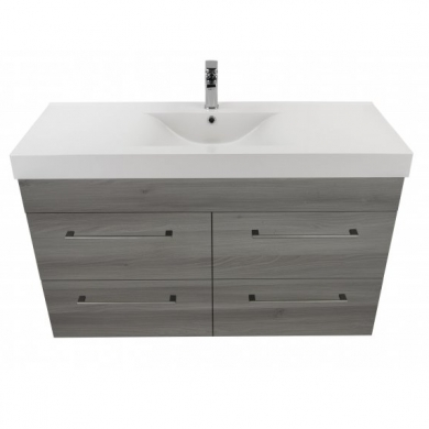 Citi Double Height Wall Hung Vanity